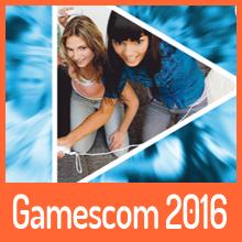 Tore der Gamescom 2016 geöffnet