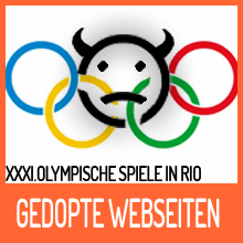 Gedopte Webseiten bei den Olympischen Spielen