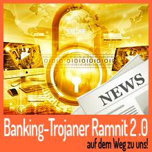 Ramnit-Trojaner wieder aktiv