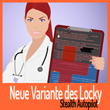 Ransomware Locky setzt auf Autopilot