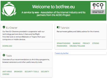Relaunch of Botfree.eu