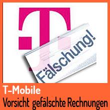 Gefälschte T-Mobile Mails verbreiten Ransomware