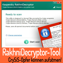 Opfern der CrySiS-Ransomware kann jetzt geholfen werden