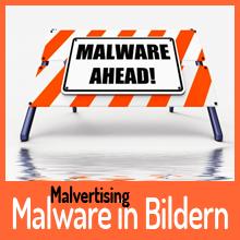 Malware versteckt sich als Bild in Werbebannern