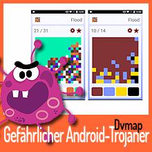 Dvmap: Die erste Android-Malware mit Code-Injektion