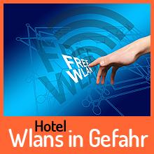 Angriffe auf Hotel-WLANs – Persönliche Daten der Urlauber in Gefahr