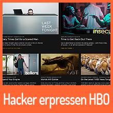 Hacker erpressen den Pay-TV-Sender HBO