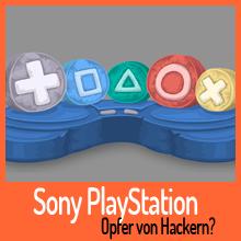 Sony wieder Opfer von Hackern geworden?