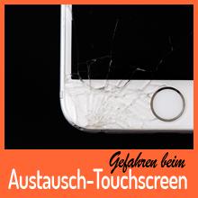 Smartphones: Austausch-Touchscreen mit vielen Funktionen