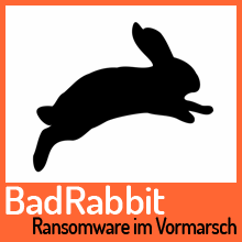 BadRabbit-Ransomware bedroht Europa