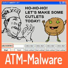 ATM-Malware: Wenn Amateure Geldautomaten ausrauben können