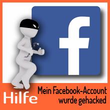Hilfe, mein Facebook-Account wurde gehacked!