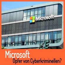 Verschweigt Microsoft einen Hackerangriff?