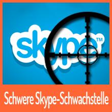 Schwere Skype-Schwachstelle wird vorerst nicht gepatcht