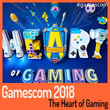 Gamescom 2018 – The Heart of Gaming