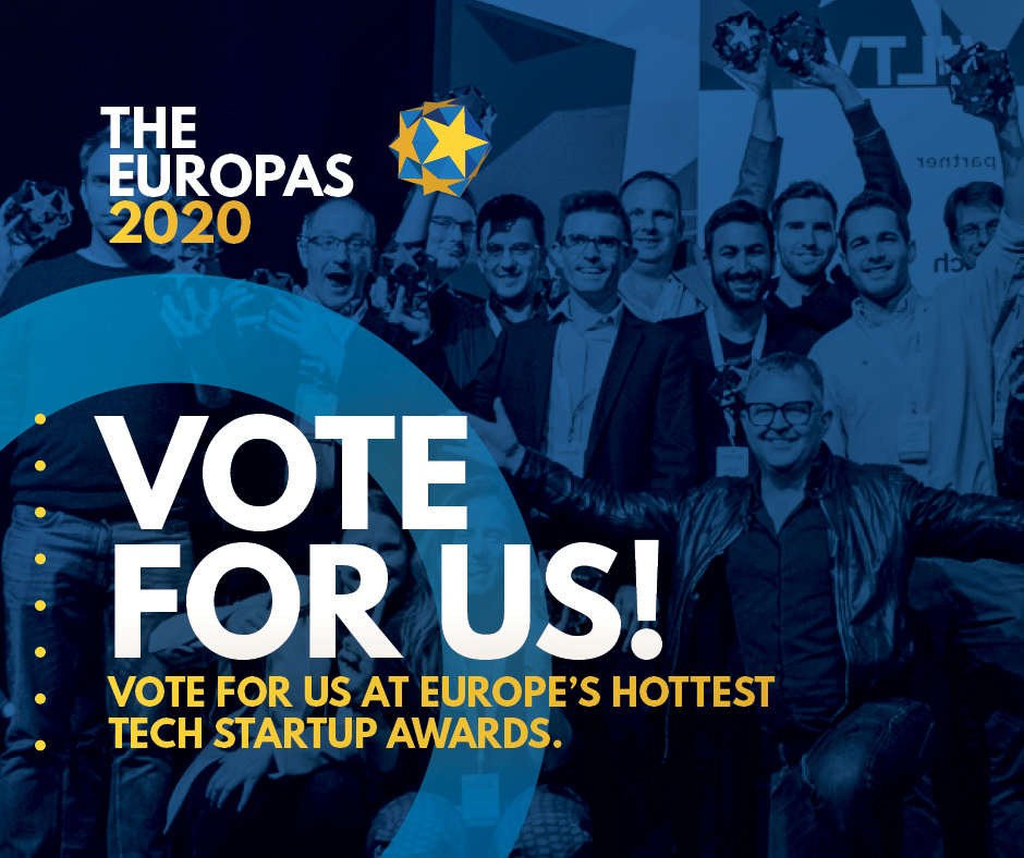 SoSafe Nominierung - The Europas Award - Voting