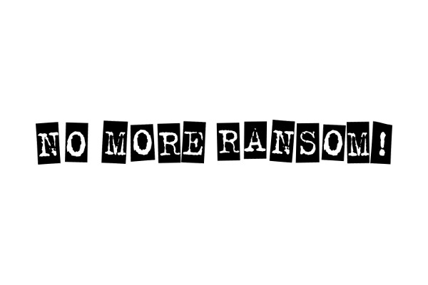Logo No More Ransom