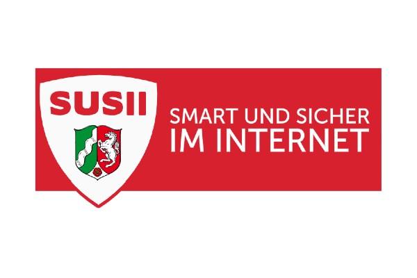Logo Smart und sicher im Internet