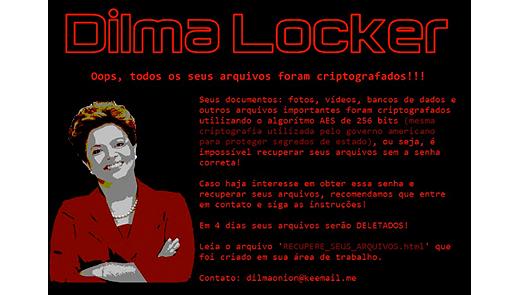 Dilma Locker Ransomware