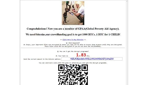 GPAA Ransomware
