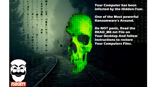 HiddenTear Ransomware