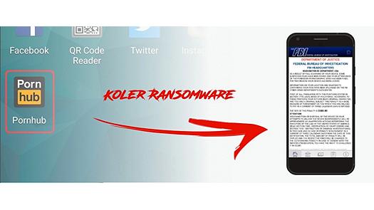 Koler Android Ransomware