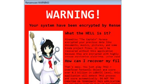 RensenWare Ransomware