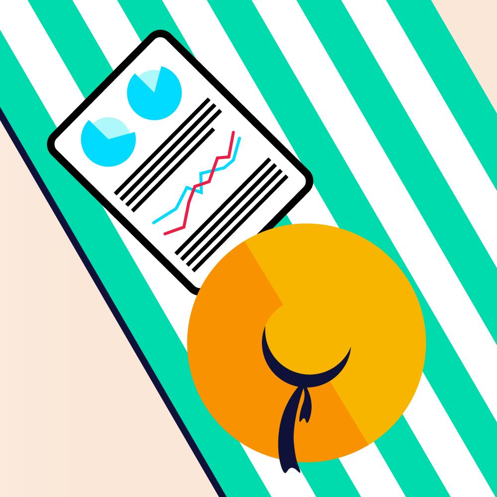 Wie arbeiten im Urlaub die IT-Sicherheit von Unternehmen gefährdet